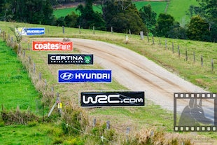 WRC Rally Australia 2014 - Highlights from the Australian Round of the 2014 World Rally Championship in Coffs Harbour