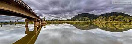 Mount Archer Reflections