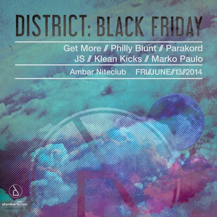 District Black Friday, Ambar 13 June 2014 - As the weather gets colder, the nights get longer. Darker. And none are darker than Friday the 13th. District:...