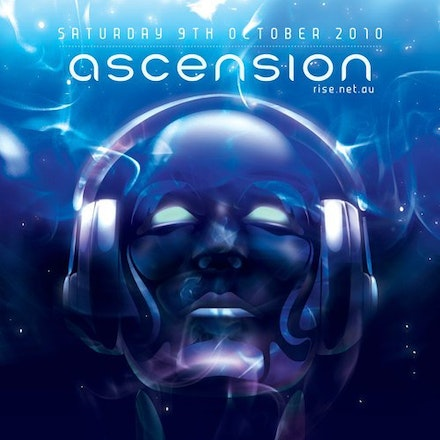 Ascension, Rise, 9 October 2010 - Perth's Number One Trance DJ Jason Creek, who will be playing alongside Illuminor, Gt Watson (Machine Events), JT-YO!...