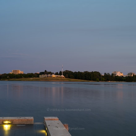 Regatta Point at dawn