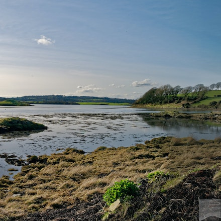 Near Portaferry - Portaferry lies at the mouth of Strangford Lough (named by the Vikings) in County Down.