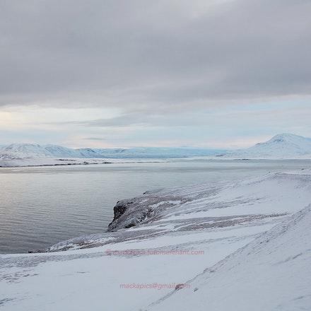 Near Siglufjördur - Akureyri & North