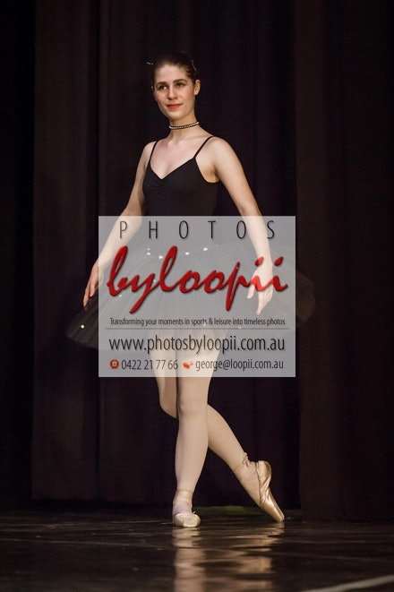 8:30 Senior Classical Ballet Duo/Trio - **Available for a limited time...