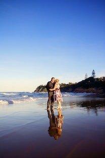 wedding ~ Jamie & Robyn - Coolum Beach Wedding ~ May 2015