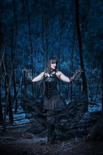 à thème ~ Winter Witch
