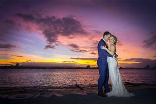 wedding ~ Ben & Jodi - Sea World Gold Coast Wedding ~ April 2017