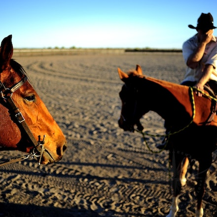 Bedourie Gymkhana - The Bedourie Gymkhana is held every year in the lead up to the Mt Isa Rodeo.