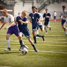 2017 HHS Soccer vs Rensselaer