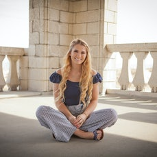 Brooke Senior Photoshoot