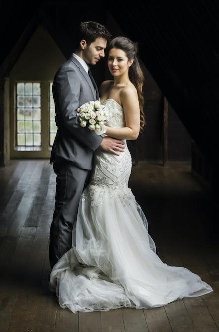 Montsalvat Wedding