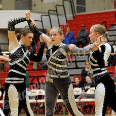 Crown Point Varsity Dance - 1/20/15 - View 64 images from the Crown Point Varsity Dance Team performance of 1/20/15.