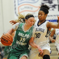 Valpo vs. Merillville - 11/23/16 - Merrillville was a 63-47 winner over Valpo on Wednesday evening (11/23) in Merrillville.  You will find 64 game images...
