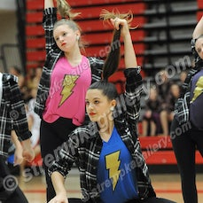 Crown Point Dance Showcase (Gallery 2) - 11/5/17 - View 128 images from the Crown Point Dance Team Showcase performances 7 through 11.  (4.1.3. Dance Academy,...