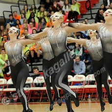 Crown Point Varsity Dance - 2/16/18 - View 26 images from the Crown Point Varsity Dance Team performance of 2/16/18.