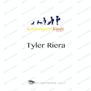 Koolyangarra Kindy -  Tyler Riera