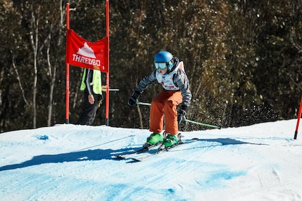 140829_sx_8353 - NSW State Championships-  skier cross race at Thredbo, NSW (Australia) on August 29 2014. Jan Vokaty