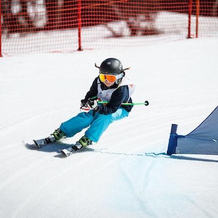140912_div5_9563 - National Interschools Ski Cross Division 5 at Perisher, NSW (Australia) on September 12 2014. Jan Vokaty