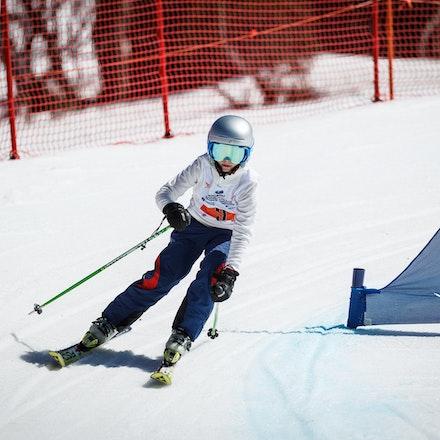 140912_div5_9585 - National Interschools Ski Cross Division 5 at Perisher, NSW (Australia) on September 12 2014. Jan Vokaty