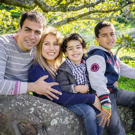 Salib Family