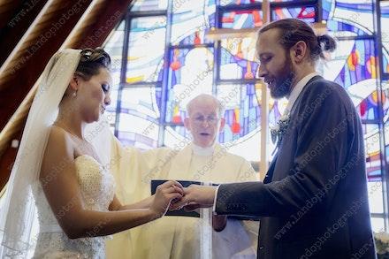 Internet 696 Alison and Daniel Wedding -  14th March 2015 - Little Bay