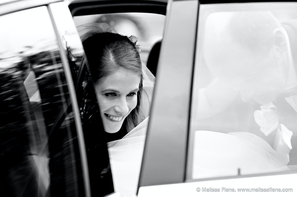 015 | Bride arriving at her wedding. Her expression says it all - TO VIEW IMAGES IN FULL SCREEN, PLEASE CLICK THE PLAY SLIDESHOW BUTTON ON THE BOTTOM RIGHT  Copyright...