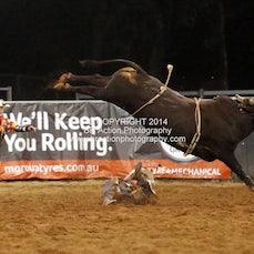 Nebo Rodeo APRA 2014 - Main Program