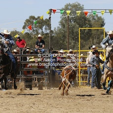 Finley Rodeo - Team Roping - Slack 1
