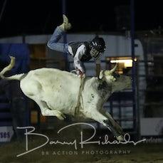 Local Junior Steer Ride - Sect 1