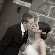 Chloe & Brendan Wedding Album - Point Cook Homestead, Point Cook