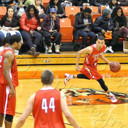 Mens Basketball @ Buffalo State (2/6/15)