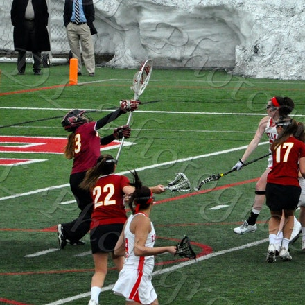 Womens Lacrosse vs St. John Fisher