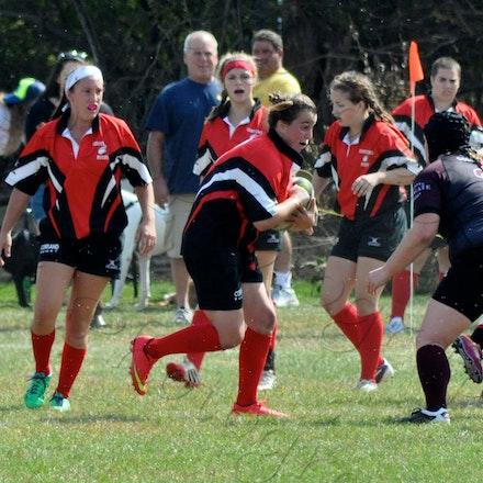 Rugby vs Colgate
