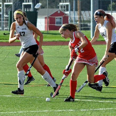 Field Hockey vs Houghton (2015)