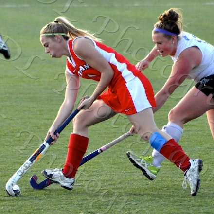 Field Hockey vs Houghton