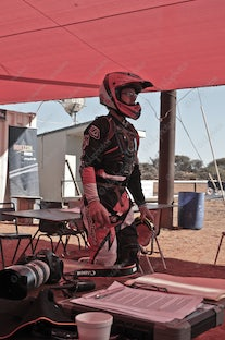 Gascoyne Dash -2014 Race 1 - Bikes and Quad