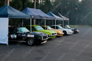Targa South West - Pemberton Saturday 23-05-2015 Big Brook Dam