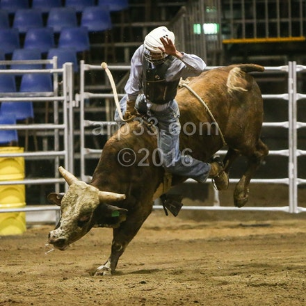 Bull ride practice 20-05;15