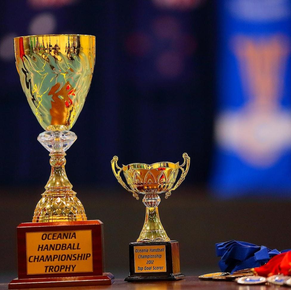 Men's Handball-Australia - Taken during the 2012 Oceania Region's Handball-Men World Championship Qualifier Match: Australia vs. New Zealand  For Commercial...