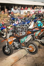Blacktown Minikhana Interclub Series - Sunday 25th August 2013 brought round 6 of the Minikhana Interclub Series to Blacktown Mini Bike Club, it was a...