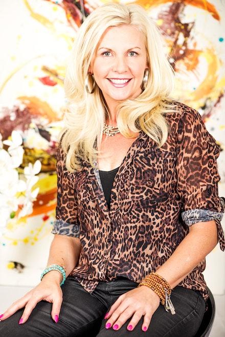 32 - Corporate head shot for Nicole James of Madison Avenue (Interior Designers)
