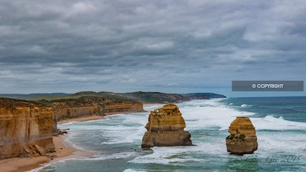 Great Ocean Road landmarks