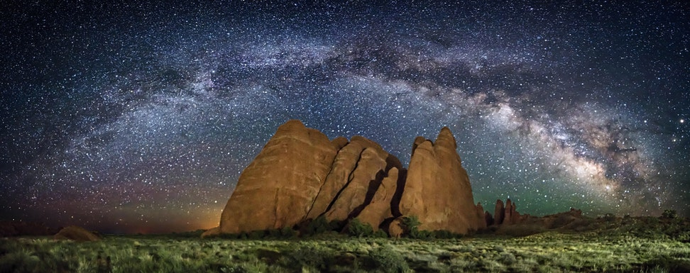 Arches Milkyway