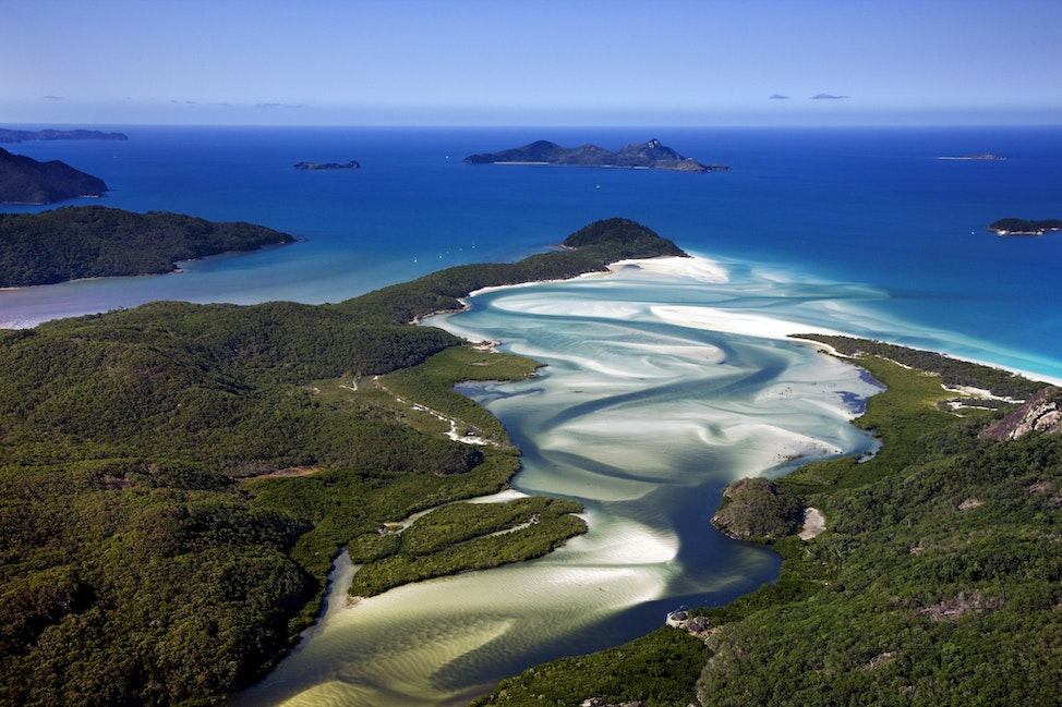 Hill Inlet_48997 - Whitsunday Island, QLD