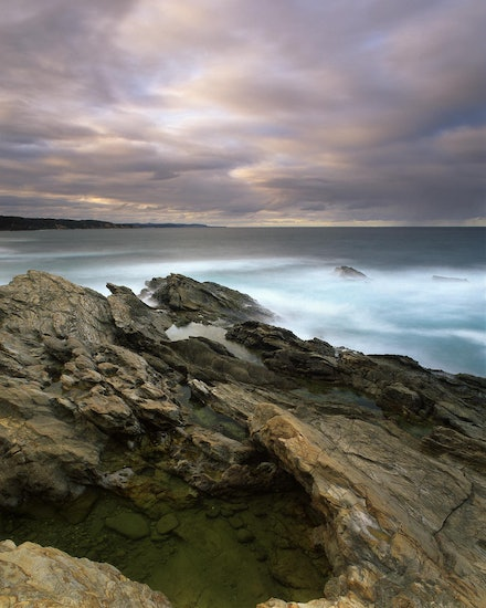 Heavens Above, Haven Below - Bermagui, NSW. 2011.
