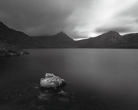 Dove Lake - Cradle Mountain, TAS. 2012.