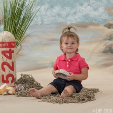 Adalyn Bright- 18 Months - Photographed by Leonard Hill