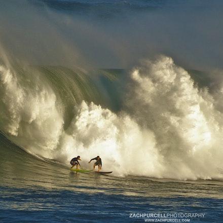 Waimea Bay Wave 4 - Waimea Bay 1/20/11
