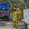 Mount Hay Hazard Reduction - National Parks and Wildlife Service commenced a two day Hazard Reduction burn around Mount Hay in the Blue Mountains.The burn...