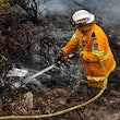 Nelson Fire Saturday 30/9/2017 - Mid Saturday afternoon RFS crews responded to reports of bush alight along Burrawang Dr, Nelson.